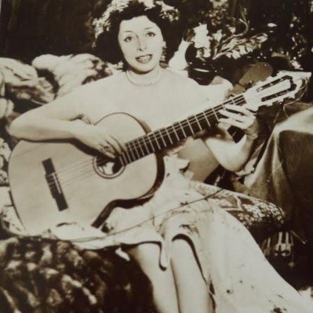 Rosita Serrano | Familia Aldunate