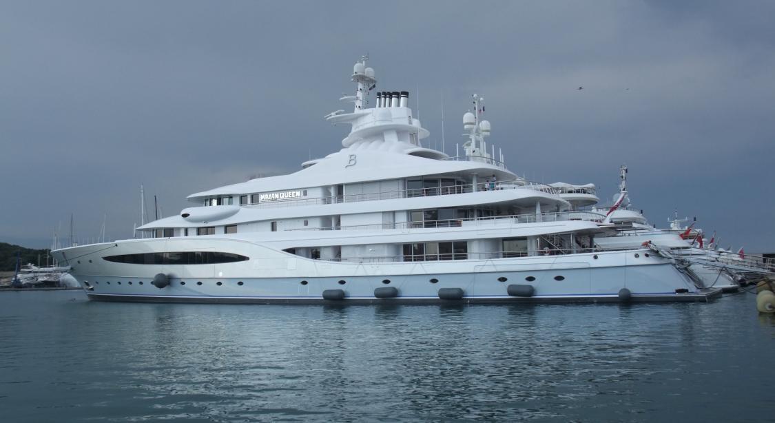 Mayan Queen IV | Yacht Harbour