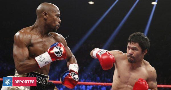La 'pelea del siglo' está de vuelta: Floyd anunció que volverá a pelear contra Pacquiao