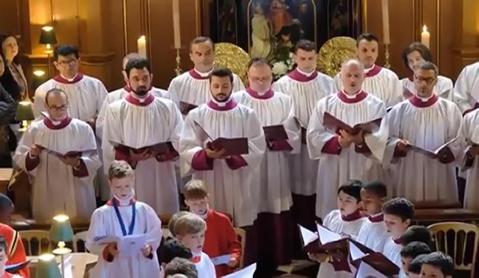 Vaticano | Coro Capilla Sixtina