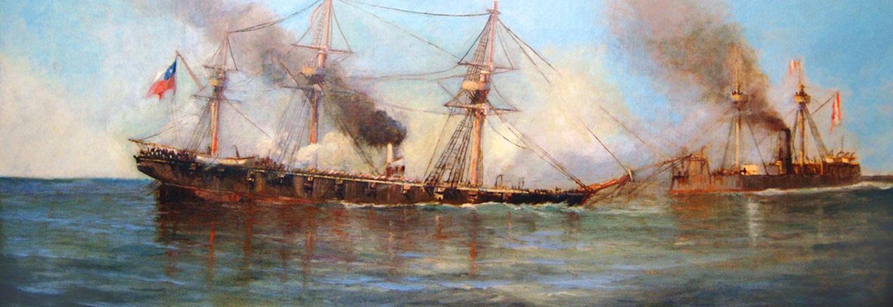 Combate Naval de Iquique | Memoria Chilena