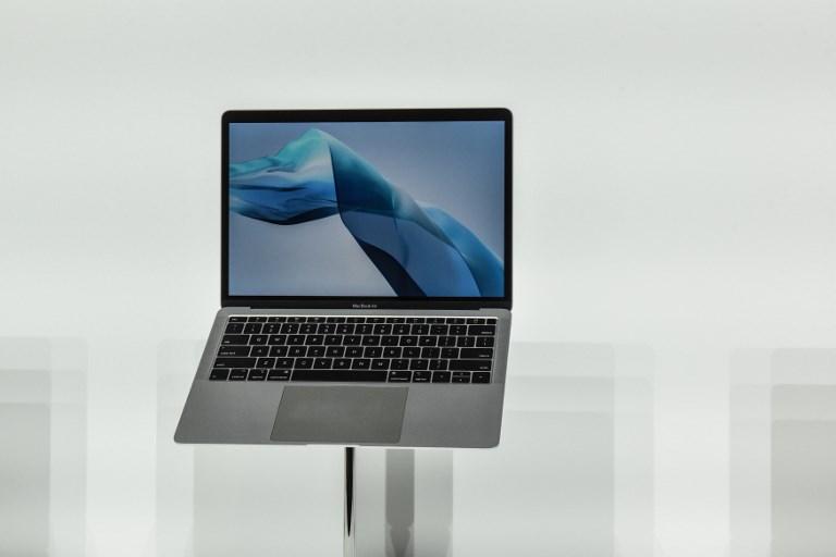MacBook Air   Stephanie Keith   Getty Images   AFP