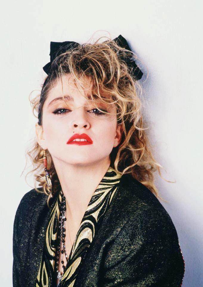 Madonna en los 80