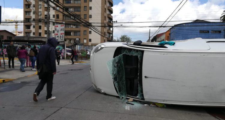 Accidente de tránsito | Cedida