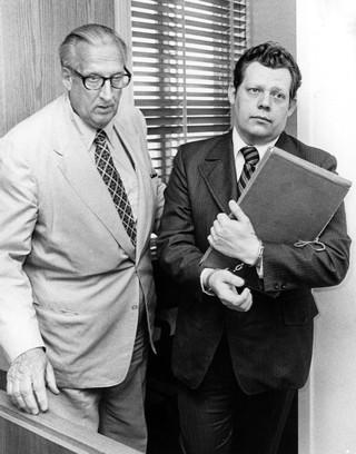 Ronald Clark O'Bryan en el juzgado | Houston Chronicle