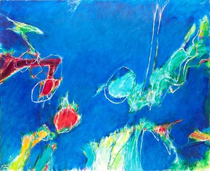 De la Serie El Cielo como abismo, Factoría de Arte Santa Rosa (c)