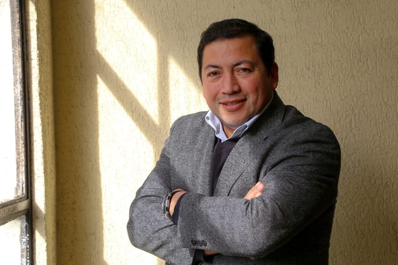 Nuevo director del Senda, Jorge Bastías