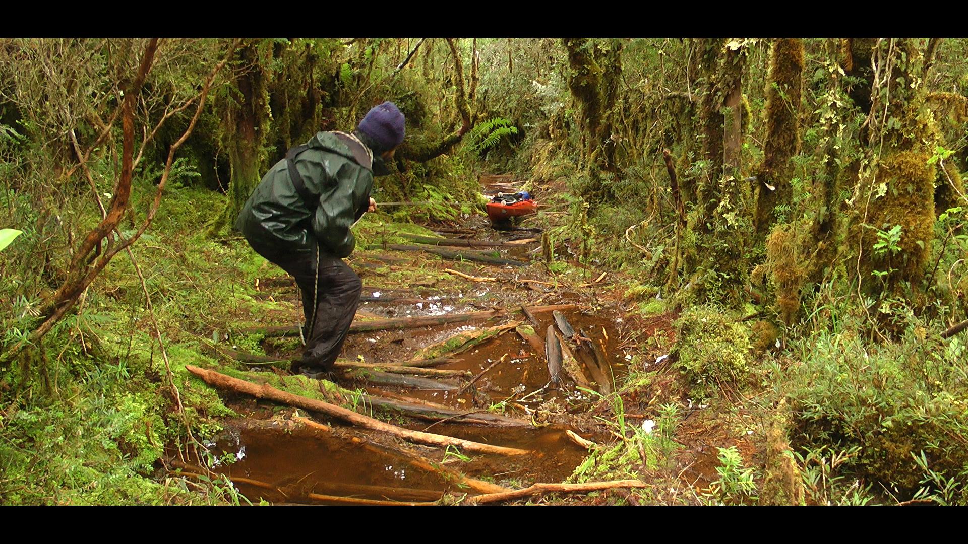 Exploración Katalalixar. Paso del Indio. Foto: Rodrigo Poliche.