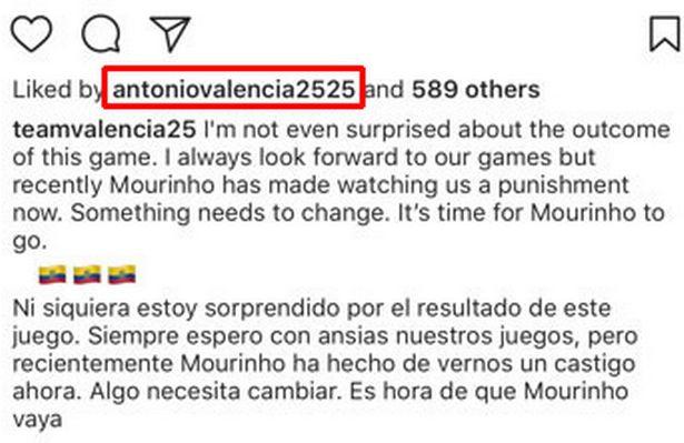 TeamValencia25 / Instagram