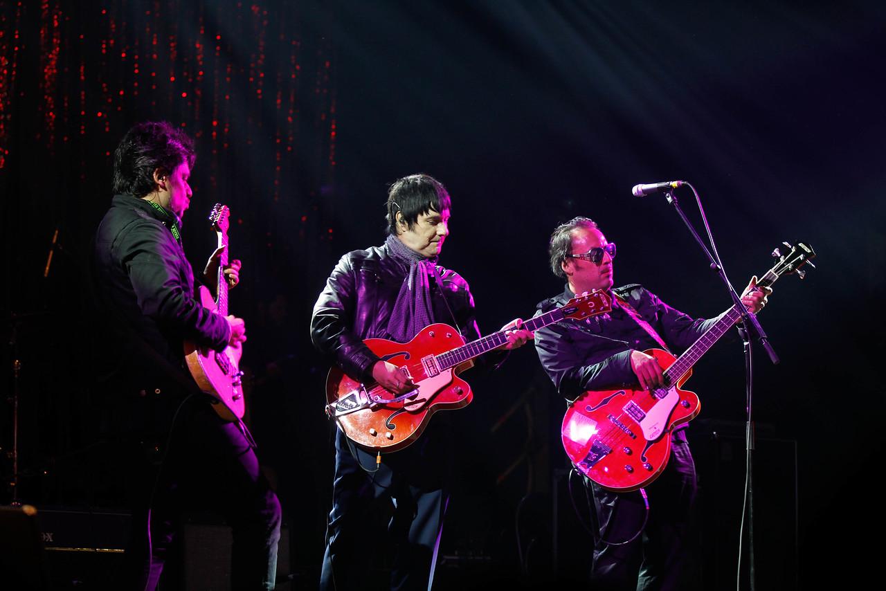 Los Tres en 2011 | Francisco Longa | Agencia UNO