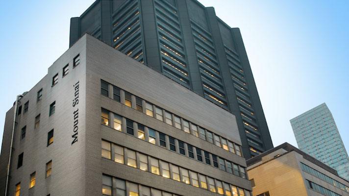 Mount Sinai, Hospital