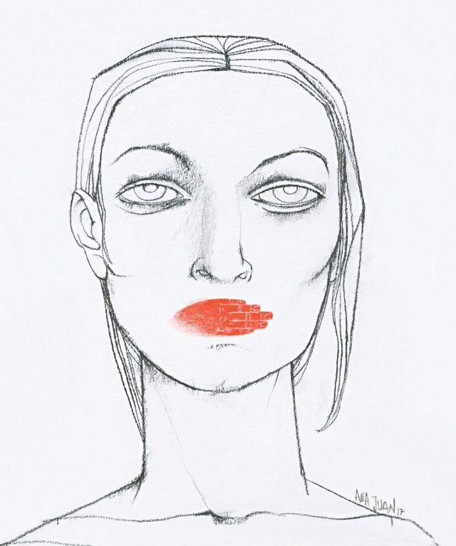 La portada de Ana Juan para S Moda.