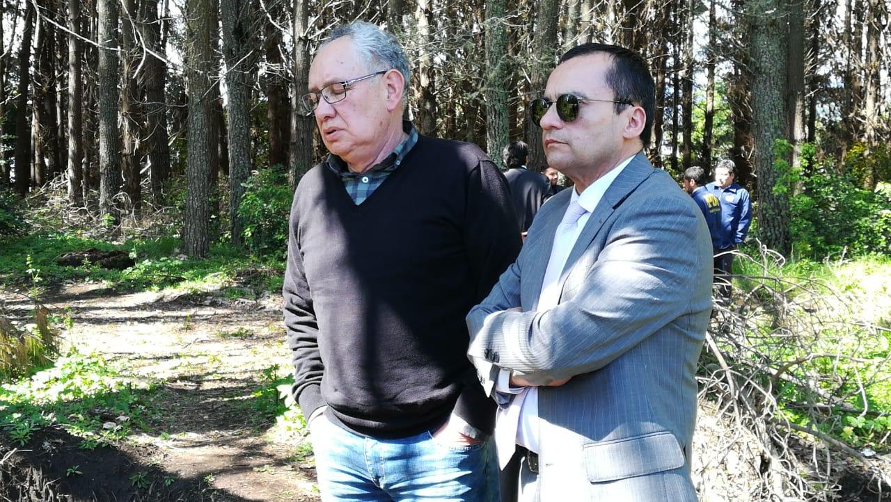 Sergio Mardoff  padre (a la izquierda) | Sergio Osses (RBB)