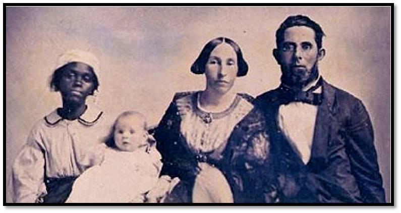 Mary Prince y la familia Darrell | Wikimedia Commons