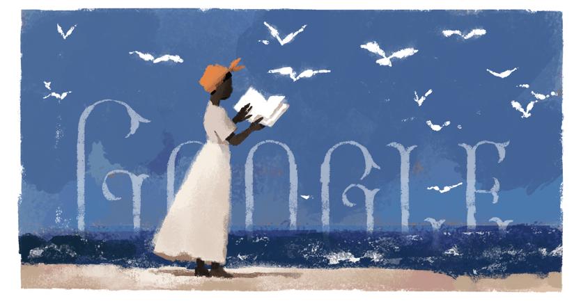 Doodle dedicado a Maty Prince | Google