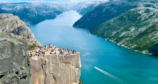 Púlpito de Noruega | El Mundo España