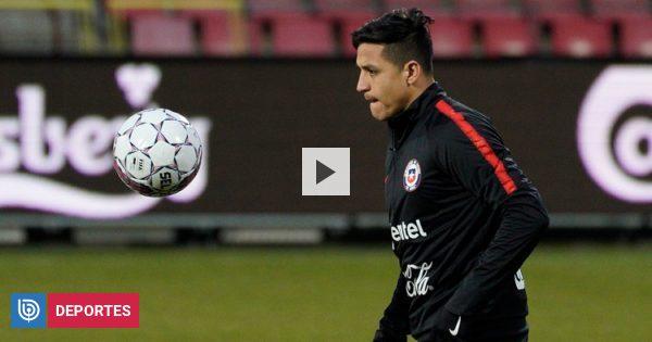 Lichnovsky y la llegada de Alexis para enfrentar a México: