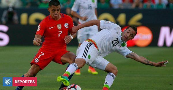 ¿A qué hora juega y quién transmite? La 'Roja' enfrentará en duelo amistoso a México en Querétaro