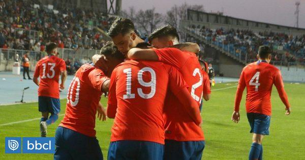 La 'Roja' Sub 20 disputará su segundo partido amistoso ante Brasil en Estadio 'Santa Laura'