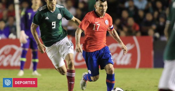 Gary Medel valoró la victoria ante México: