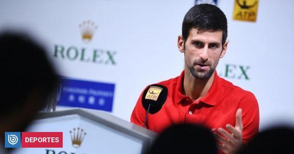Djokovic apunta contra la nueva Copa Davis: