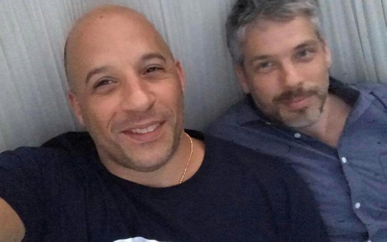 Vin Diesel y Paul