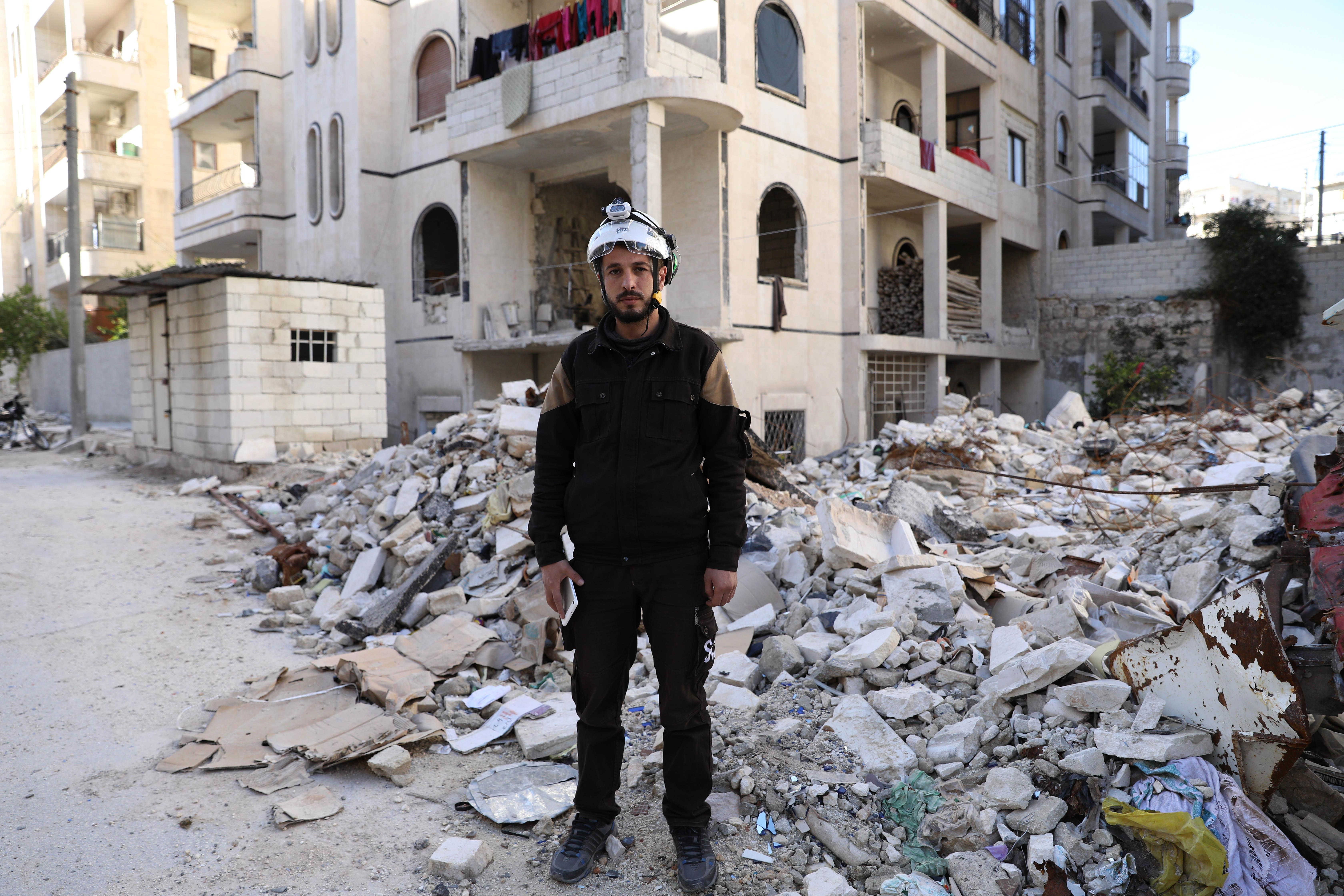 Omar Haj Kadour | Agence France-Presse