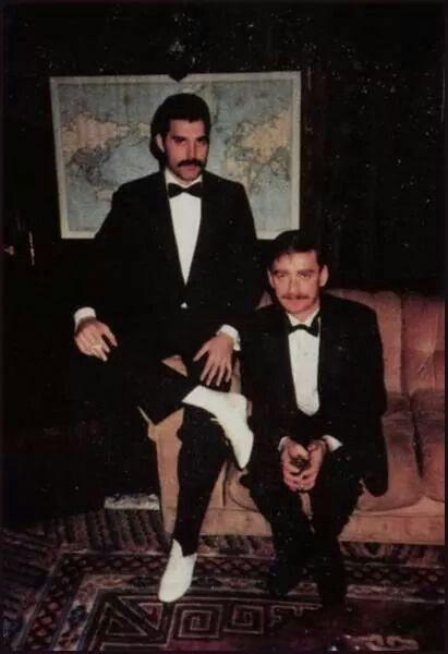 Prenter y Freddie