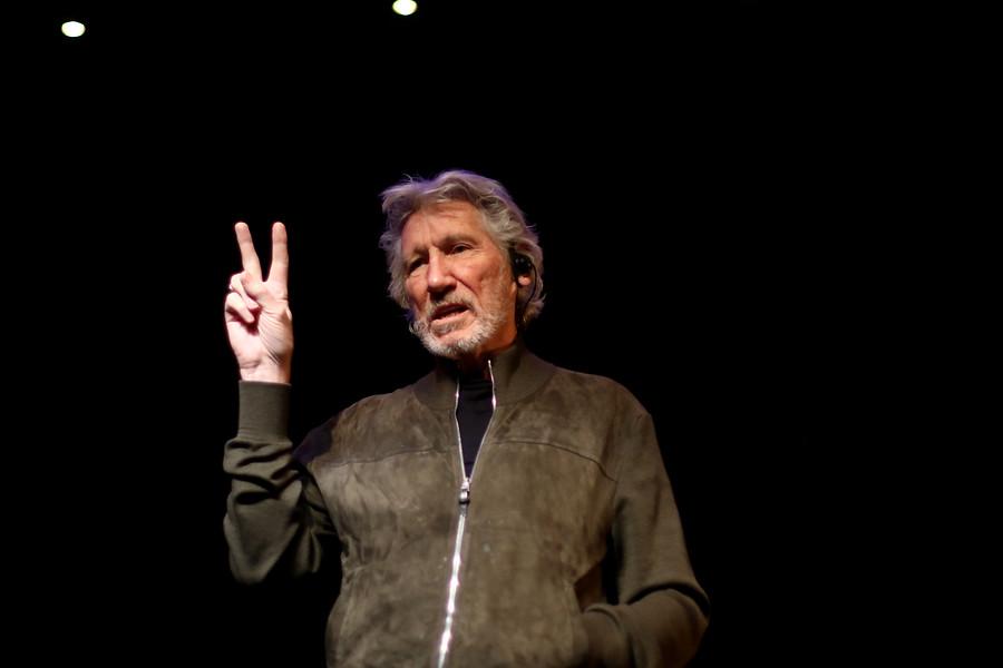 Roger Waters | Agencia Uno | Hans Scott