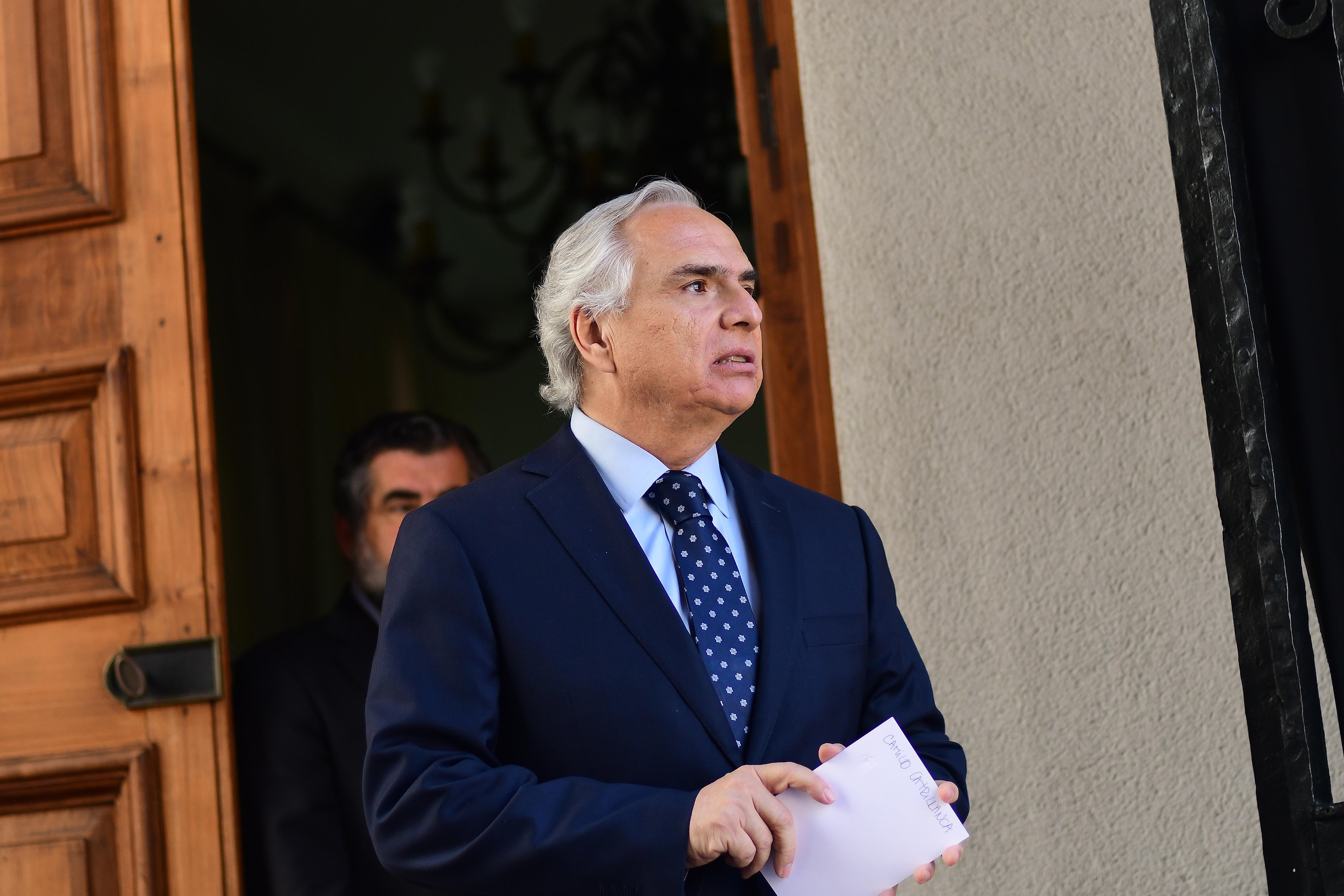 Sebastián Beltrán Gaete   Agencia UNO