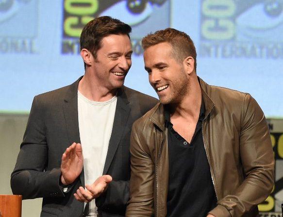 Hugh Jackman (izquierda) y Ryan Reynolds (derecha)    Kevin Winter   Getty Images   AFP