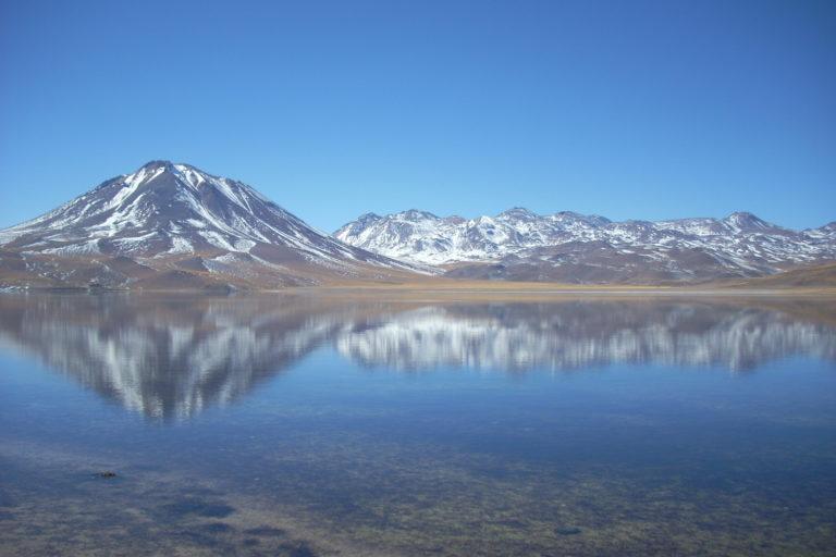 Salar de Atacama. Foto: Michelle Carrere.