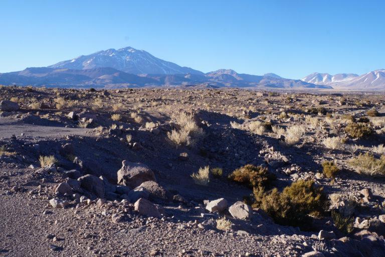 Salar de Atacama. Foto: Michelle Carrere