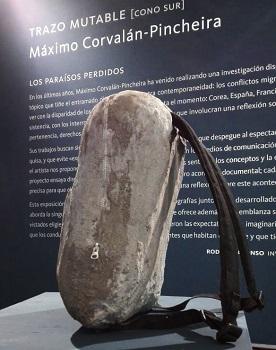 Mochila de cemento, Máximo Corvalán-Pincheira (c)