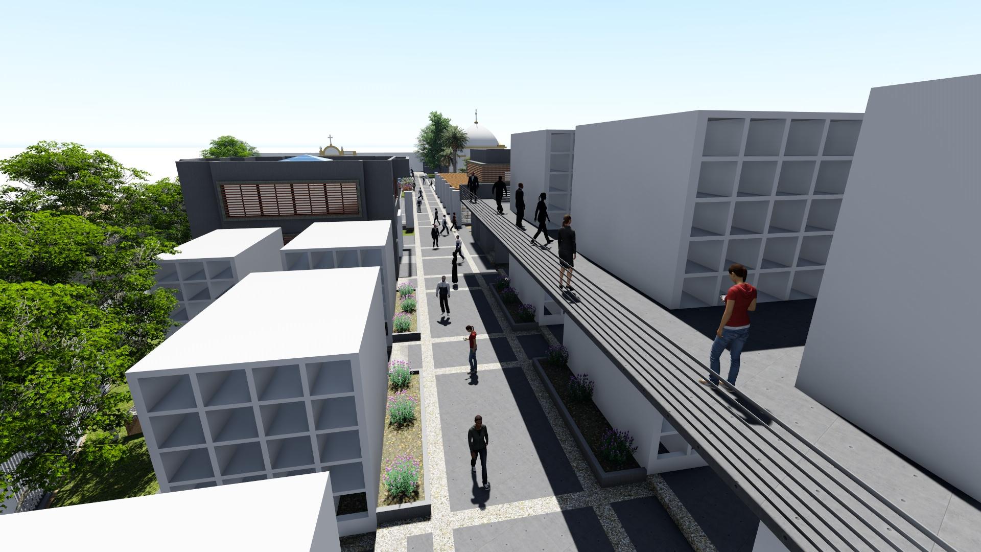 Proyecto de ampliación del  Cementerio de Antofagasta | Municipalidad de Antofagasta