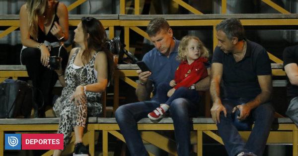 Martín Palermo gritó en vivio y en directo el primer gol de su hijo Ryduan en el profesionalismo