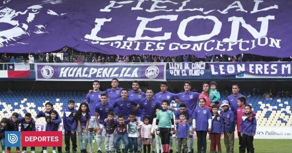 Playoffs Tercera B: Deportes Concepción se hizo fuerte de local ante Rodelindo Román