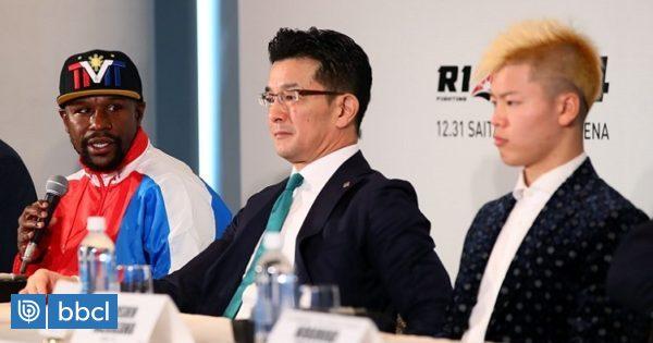 La voltereta de 'Money': Mayweather acusa malentendido y cancela combate con luchador de kick boxing