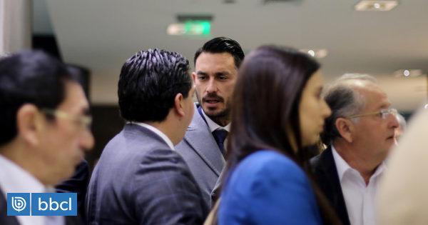 Con presencia de Colón: Pinilla y Azul Azul tienen primera audiencia laboral tras caótica salida