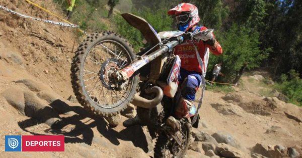 Six Day of Enduro: Ruy Barbosa lidera a una selección chilena junior que apuesta por subir al podio