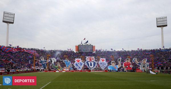 La 'U', el equipo chileno que más hinchas lleva a los estadios: Huachipato presenta peores cifras