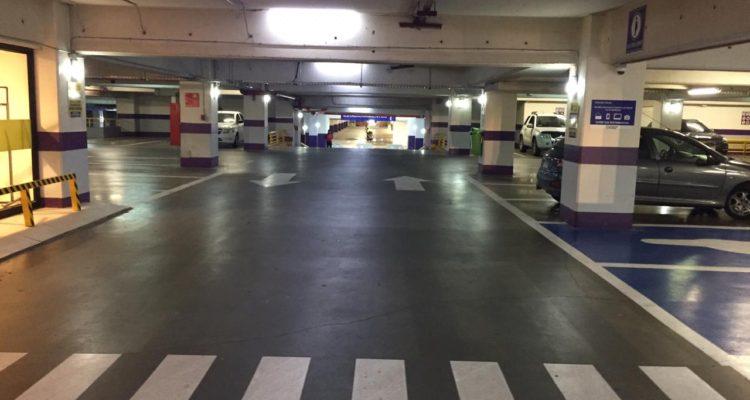 Estacionamientos subterráneos | Robinson Cárdenas