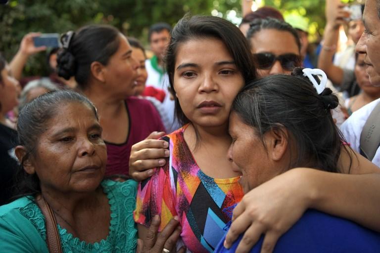 Marvin Recinos / AFP