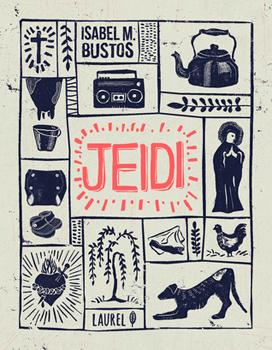 Jeidi, Isabel M. Bustos, Libros del Laurel (c)
