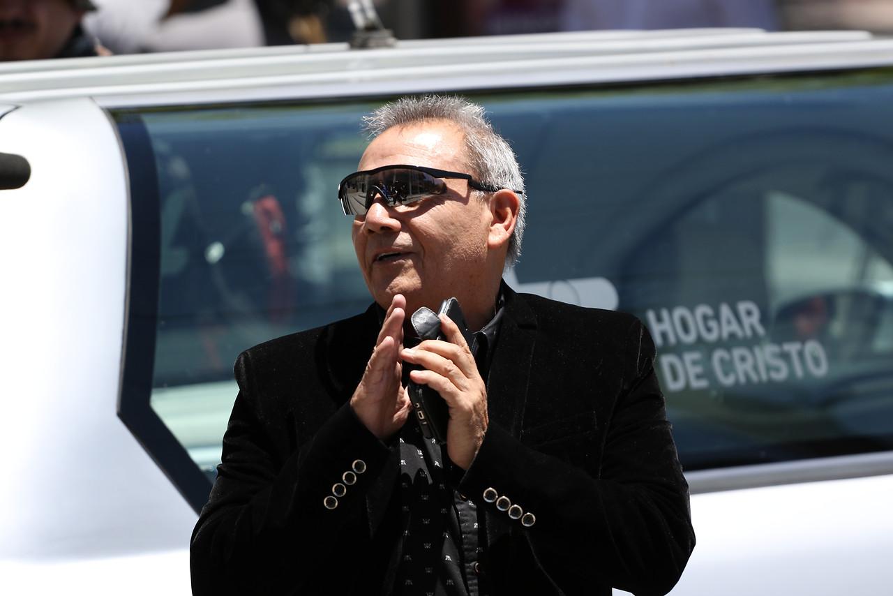 Ex instructor Jorge Devia | Agencia UNO