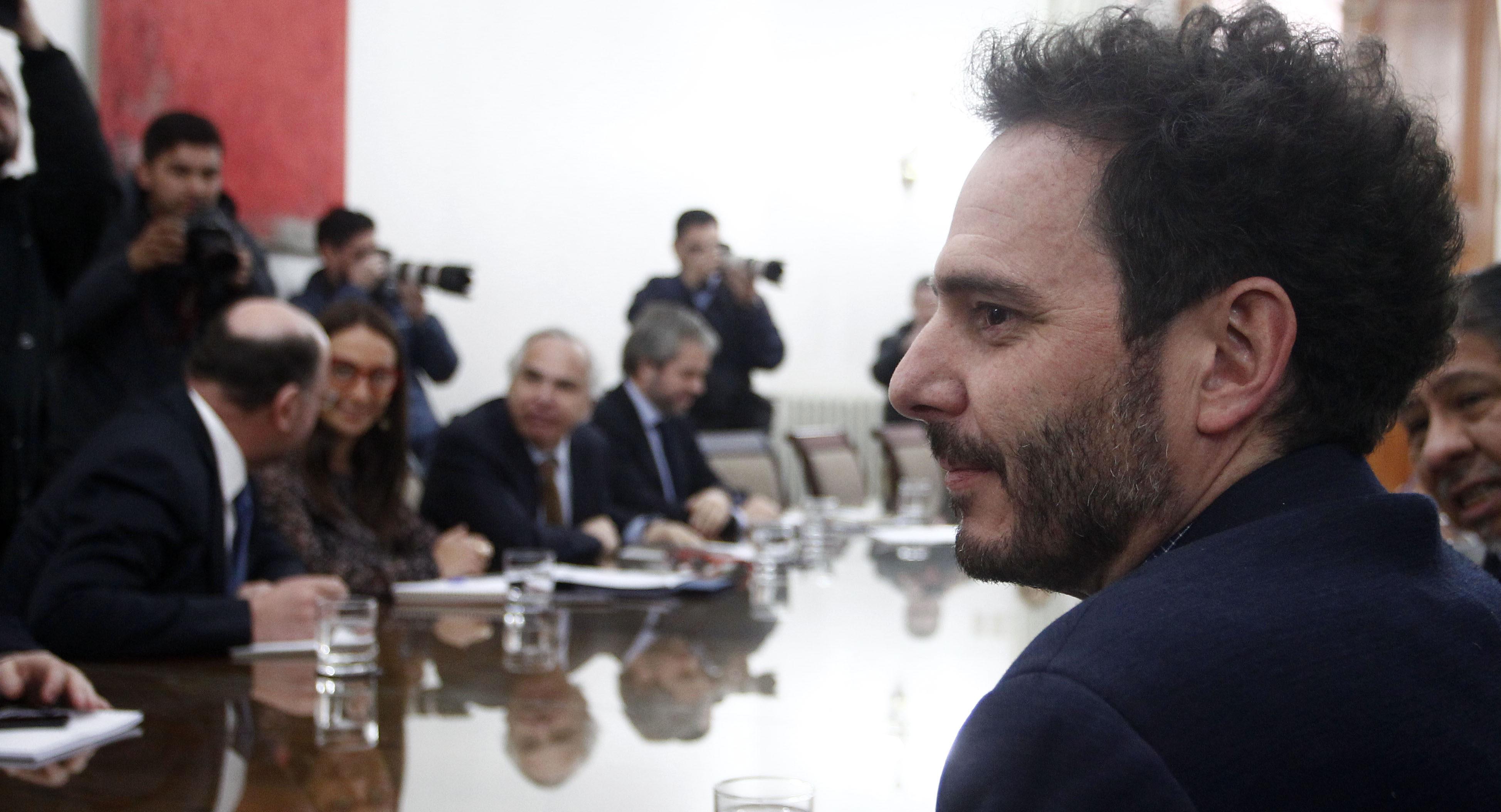 Rodrigo Saenz   Agencia UNO
