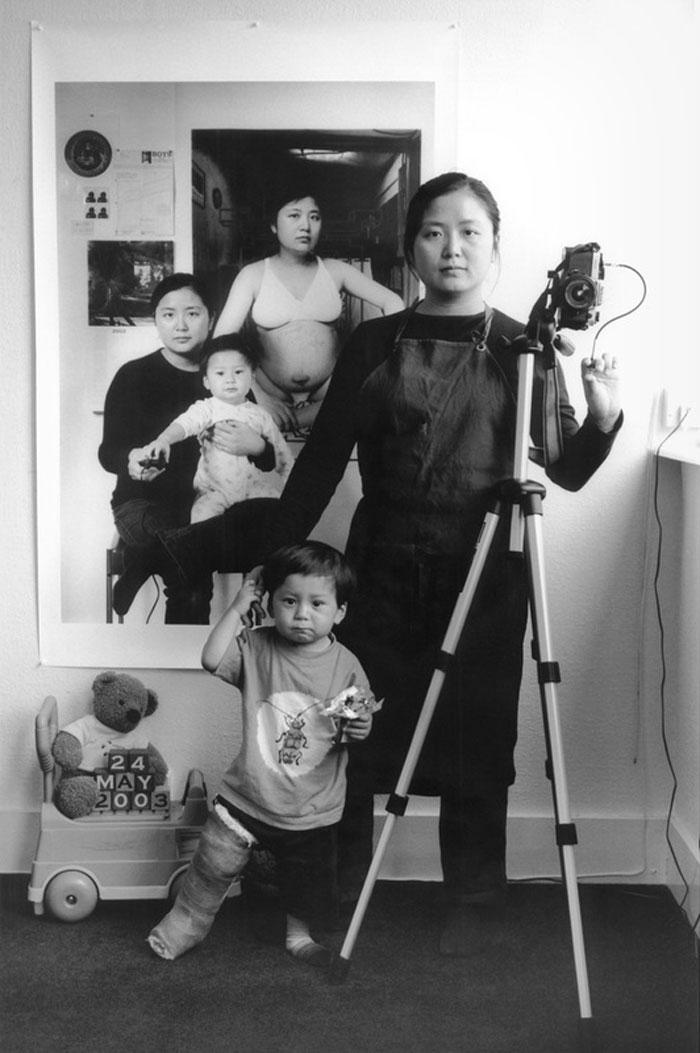 Annie Wang | 2003
