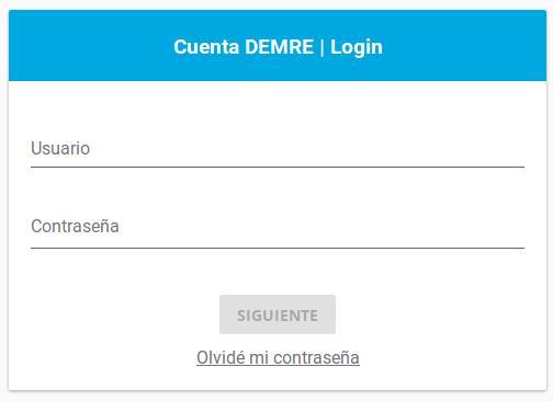 demre.cl