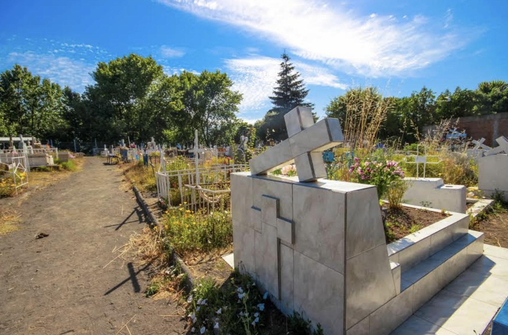 Cementerio Municipal de San Pedro de La Paz.