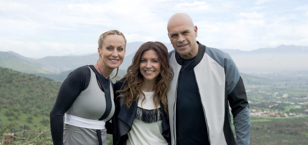 Pepa Celedón, Karla Constant y René O'Ryan | Mega